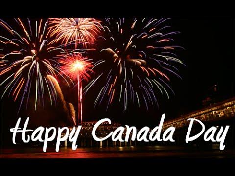 Canada Day Fire Works! Hamilton Ontario 2016