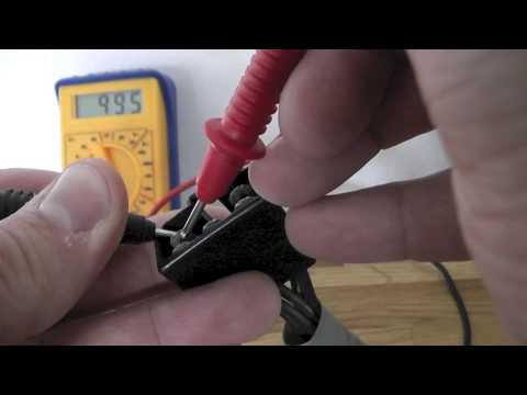 Rectifier Regulator test faulty against good one - YouTube