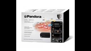 Сигнализация Pandora DXL 4910 обзор