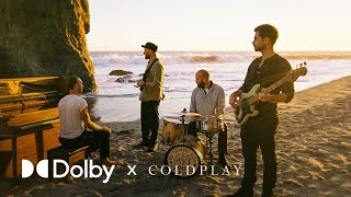 Introducing Dolby Atmos Music + Coldplay   Dolby Music