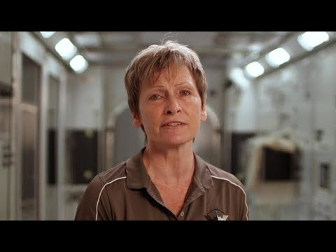 Note to Self: Astronaut Peggy Whitson