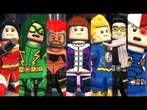 12 LEGO My Hero Academia Designs!