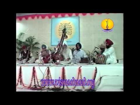 AGSS 1997 : Raag Nat Narayan - Prof Kartar Singh Ji