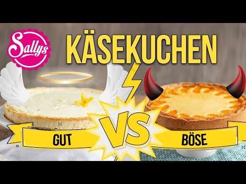 Ksekuchen BATTLE / Fit VS Fat - Was schmeckt besser? / Sallys Welt