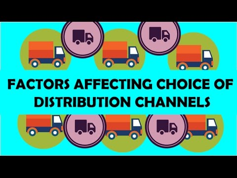 Distribution channels marketing plan ppt background graphics.