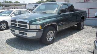 1998 Dodge Ram 2500 Cummins Turbo Diesel Start Up, Exhaust w/ Awesome Turbo Whine, and In Depth Tour