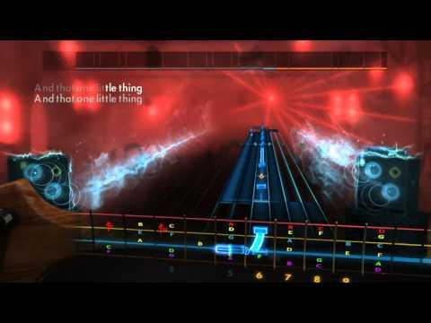 Rocksmith2014 custom Danny Elfman  The little things Bass