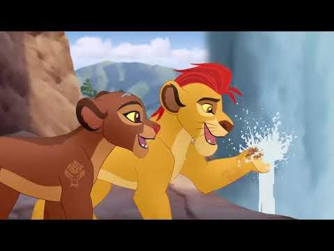 Песни из мультфильма хранитель лев на русском