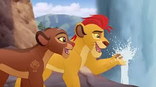 Дуэт Кайона и Рани: Мы С Тобой Похожи 1/2 l Дубляж l Of The Same Pride (Russian) l The Lion Guard