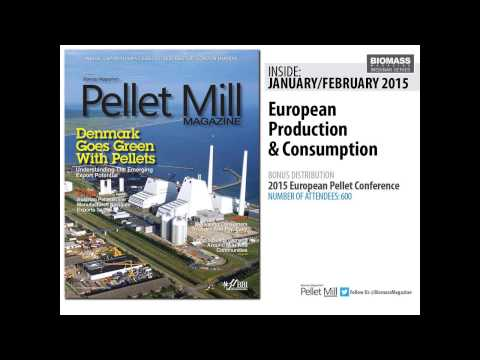 Pellet Mill Magazine's 2015 Editorial Outlook