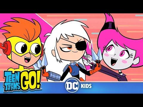 Teen Titans Go em Português  Metahumanos  DC Kids