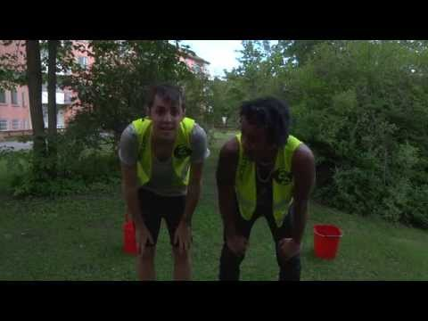 Braceiller Productions Crew - ALS Ice bucket challenge (With a twist)