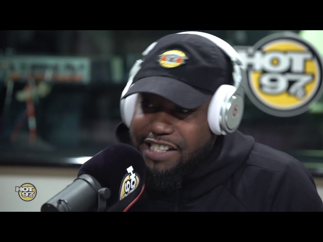 Nino Man Freestyles on Funk Flex