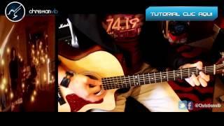 Vivir Sin Aire - MANA - Acustico Cover Guitarra Christianvib