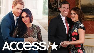 Meghan Markle Vs. Princess Eugenie: Comparing Their Engagements | Access