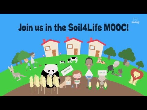 MOOC Sustainable Soil Management: Soil for life l Wageningen University & Research
