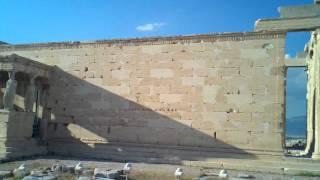 2013 Греция. Афинский Акрополь. Эрехтейон(, 2013-09-29T14:21:38.000Z)