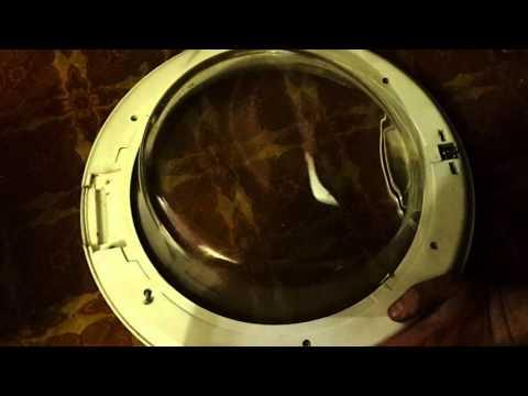 Не закрывается дверца на стиральной машине indesit