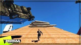 CRAZIEST DEATH RUN | GTA 5 Funny Moments | E644 (GTA 5 PS4)
