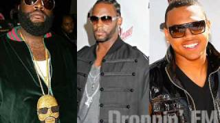 Rick Ross ft. R. Kelly & Chris Brown - Speedin (REMIX).