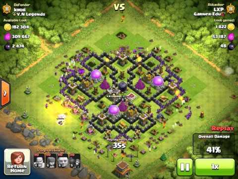 Clash of Clans bot user report