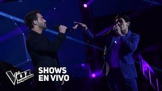 """Shows en vivo #TeamMontaner: Braulio y Mario cantan """"Tu de..."""
