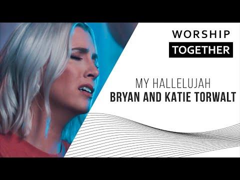My Hallelujah // Bryan and Katie Torwalt // New Song Cafe
