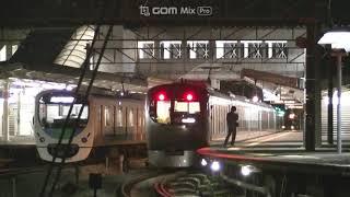 西武鉄道 Laview ドーム号池袋行運転初日 西所沢