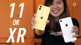 iPhone 11 vs iPhone XR - Should You Upgrade?