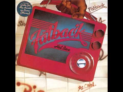 Fatback - Backstrokin' (Official Audio)