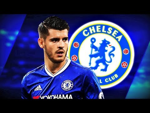 Alvaro Morata 2017 - Welcome To Chelsea | HD