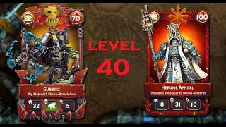 Warhammer Combat Cards: Level 40 Campaign AI