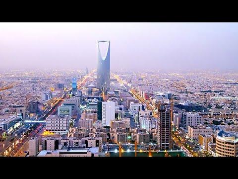 Saudi Arabia   Riyadh   King Salman   City view