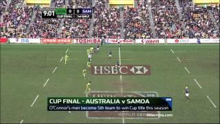 Tokyo Sevens: Final day highlights