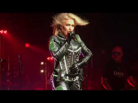 Kim Wilde Birthday - Live The Plug Sheffield April 2018