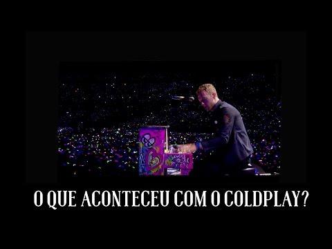 O que aconteceu com o Coldplay? | Papo Reto | Alta Fidelidade