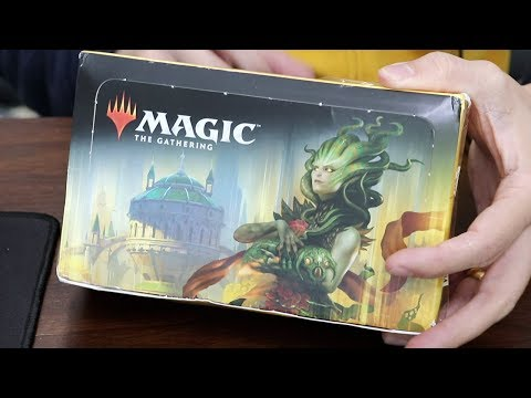 WORST MAGIC THE GATHERING BOOSTER BOX UNBOXING - GUILDS OF RAVNICA