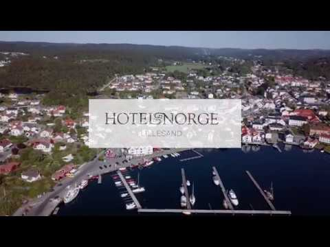 Hotell Norge i Lillesand