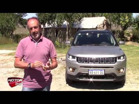 Motor Test 10 04 2020 - Test Drive Jeep Compass