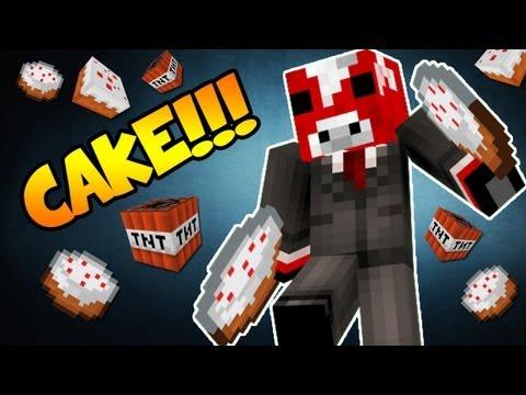 Minecraft Mod Showcase! THE CAKE IS A LIE!!