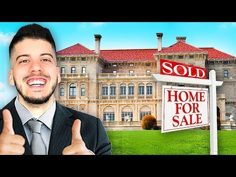 BUYING A HOUSE!! (House Flipper)