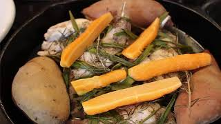 Great Depression Cooking // Rabbit