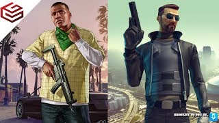 GTA 5 vs Gangstar NewOrleans (PC) Physics Based Comparison