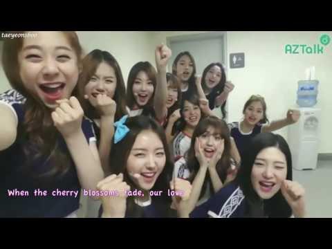 [FMV] I.O.I - When the cherry blossoms fade