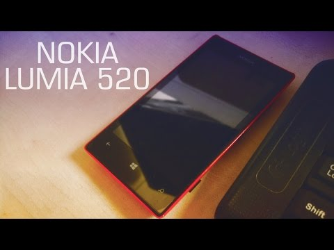 Revisiting the Nokia Lumia 520! Hope to see you again buddy!