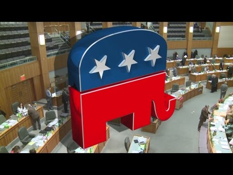 GOP House takeover could help Gov. Martinez initiatives