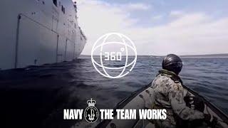 Navy: 360 Degree Boat Drop