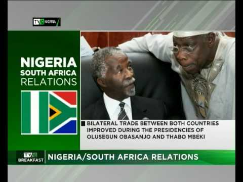 Nigeria/South Africa Relations