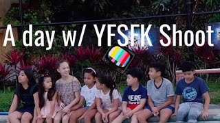 A Day With YFSF Kids Shoot! // Andree Bonifacio