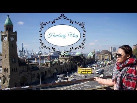 Hamburg Travel Vlog ⎮Miniature Wonderland ⎮Hamburg Harbour ⎮Alter Elbtunnel & More!